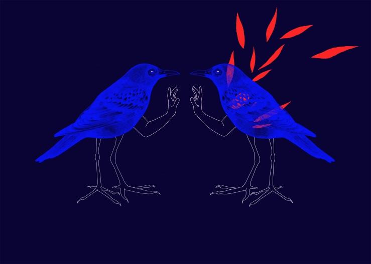 duo_oiseauxbleus_rouge_A4